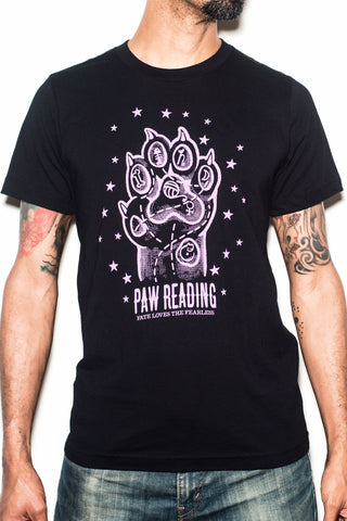 Paw Reading Shirt