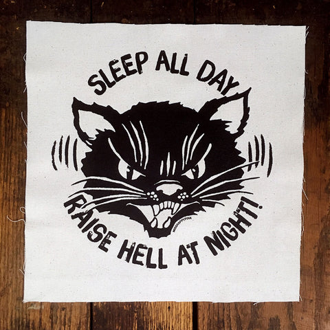 Raise Hell Patch Large