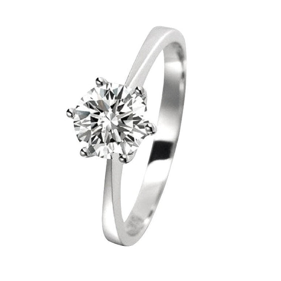Chic And Sleekly Love Ring - Brilliant Virtue