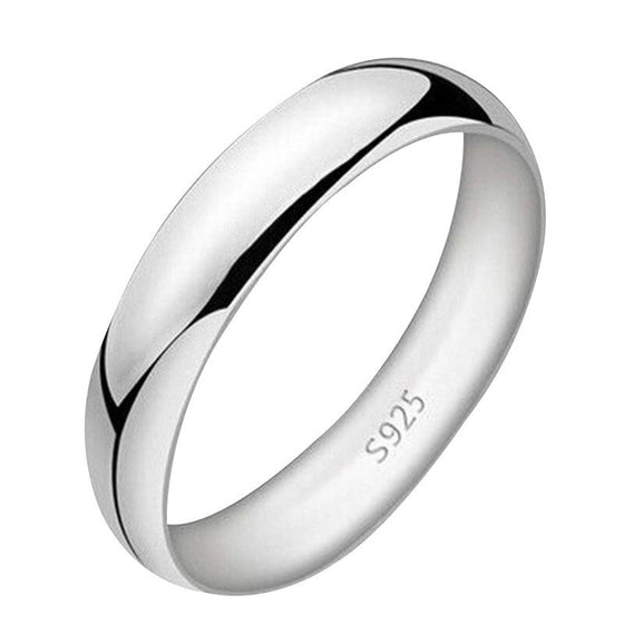 Couple's Lovestruck Wedding Band - Brilliant Virtue