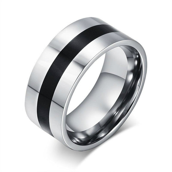 Punk Rock Style Fashion Men's Ring - Brilliant Virtue
