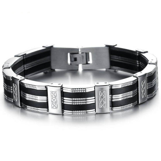 High Quality Stainless Steel Bracelet - Brilliant Virtue