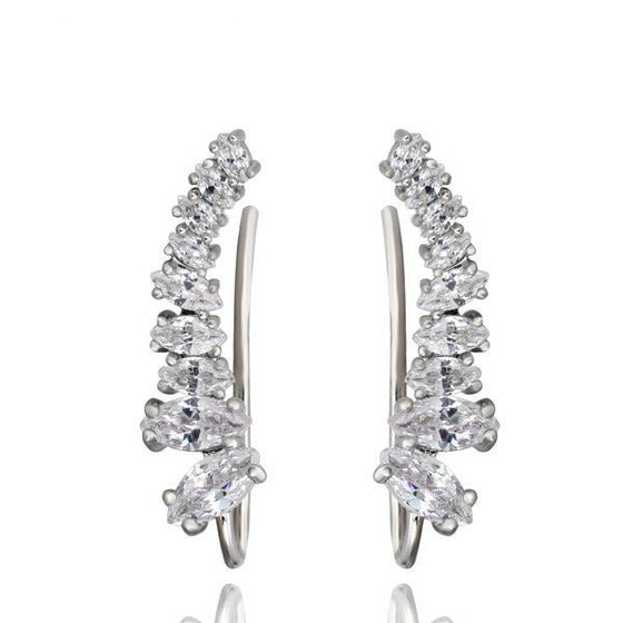 Stunning 9pcs Angel Wing Earring - Brilliant Virtue