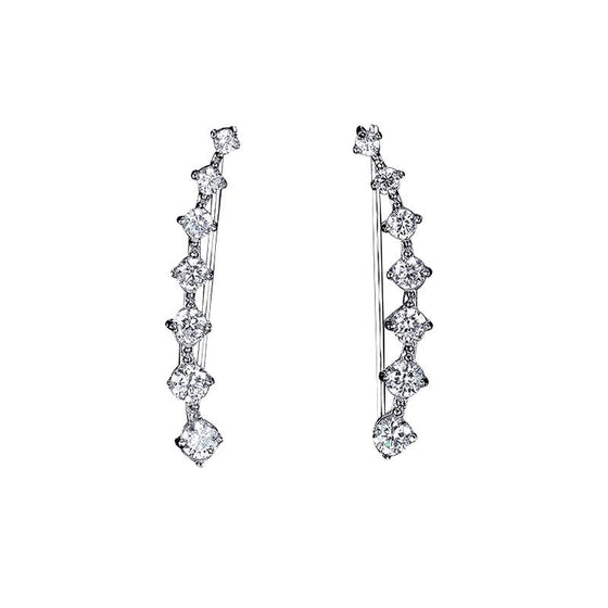 Exclusive Dipper Hook Earring - Brilliant Virtue