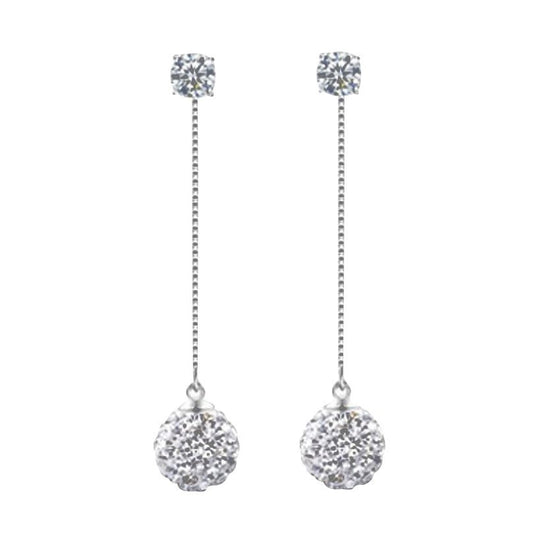 Classy Party Earrings - Brilliant Virtue