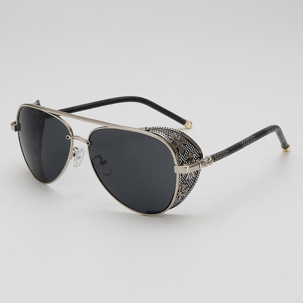 Vintage Steampunk Sunglasses VS100 - Royal Steampunk