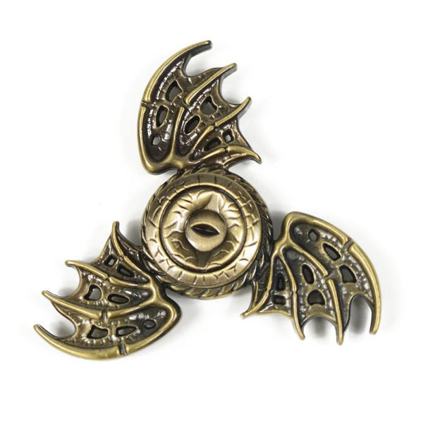 Game of Thrones Metal Dragon Fidget Spinner