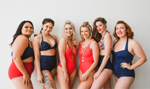 ladies swimwear body positive