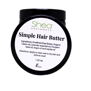 Simple Hair Butter