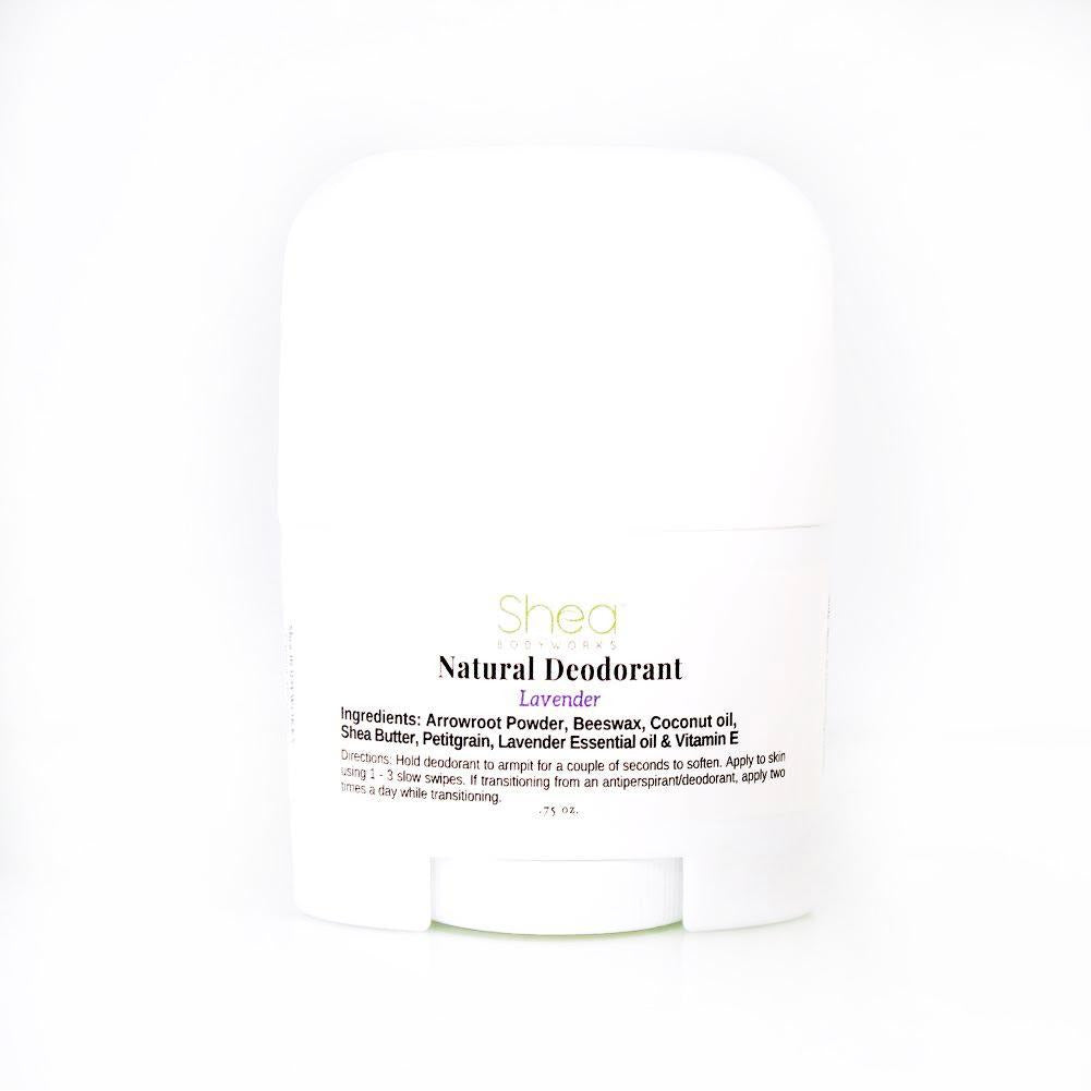 Lavender All Natural Deodorant