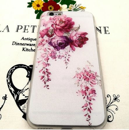 NEW Generation Flower Case for iPhone