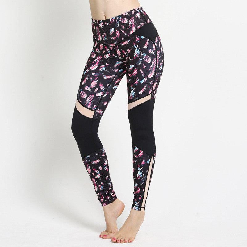 Harajuku New Digital Skinny Leggings