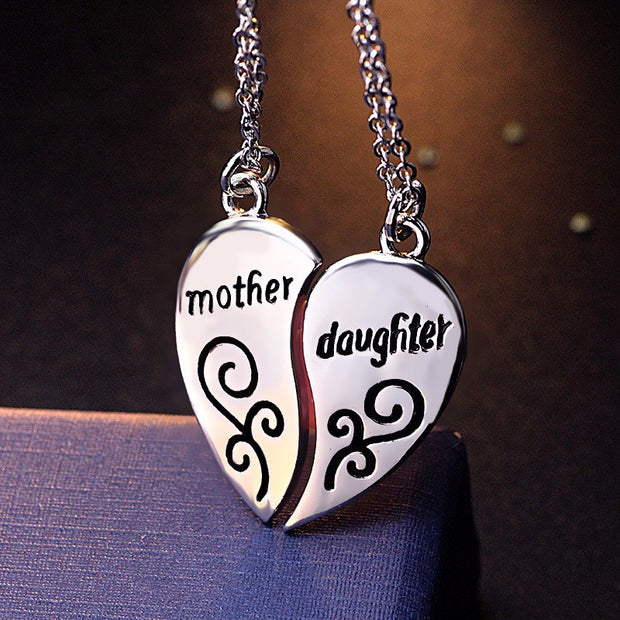 Mother Day Gift Mother Daughter Necklace