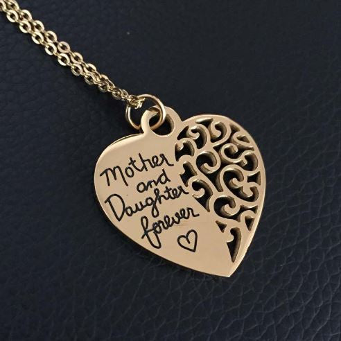 Mothers Day Gift Pendants Necklace