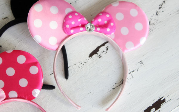 Cute Dot Mouse Ears