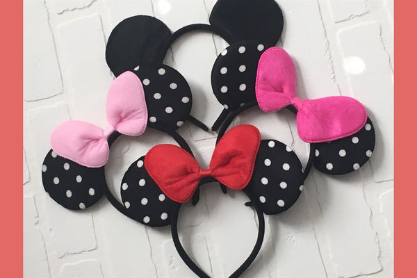 Fuzzy Character Ears 4 Styles ...................-2 Girls 1 Shop