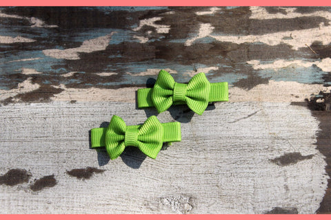 Bow Clips | 2 Included!-2 Girls 1 Shop