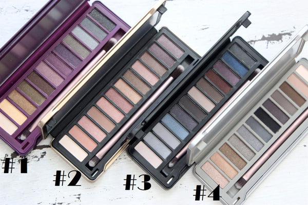Stunning Tin Shadow Collection | 4 Styles-2 Girls 1 Shop