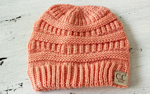 Copy of Must Have Kids CC Beanie ..................-2 Girls 1 Shop