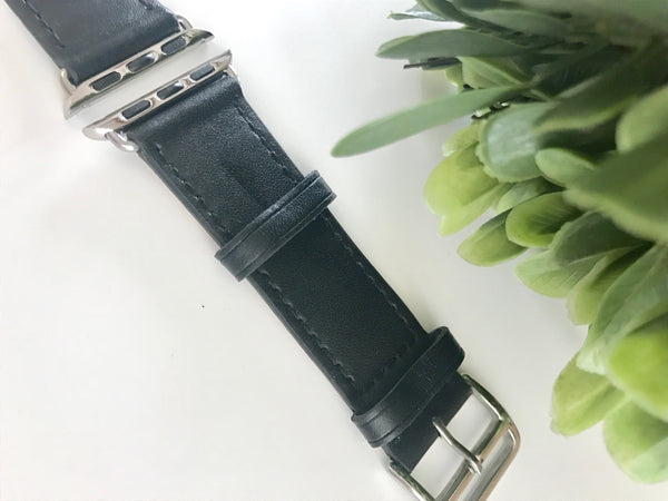 Luxury Genuine Leather Band For Apple Watch
