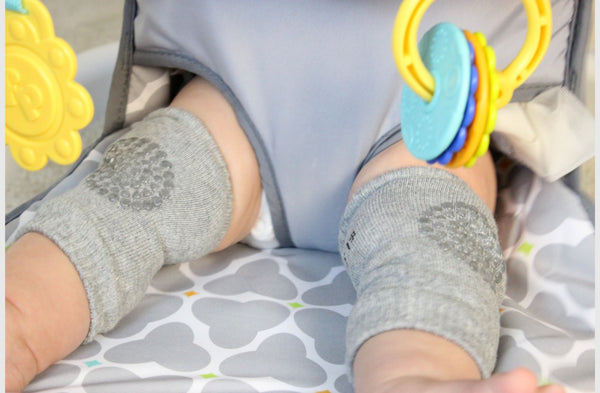 Ultra soft baby Crawling Knee Pads