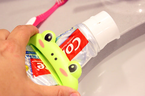 Kids Tooth Paste Roller - Set of 2!