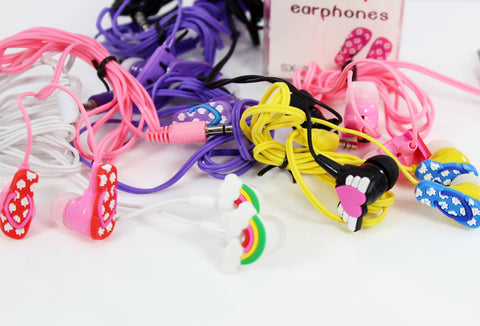 Stylish and Fun Earbuds