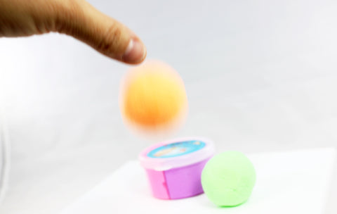 Amazing Bouncing Putty