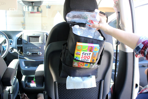 Car Seat Organizer/Cooler