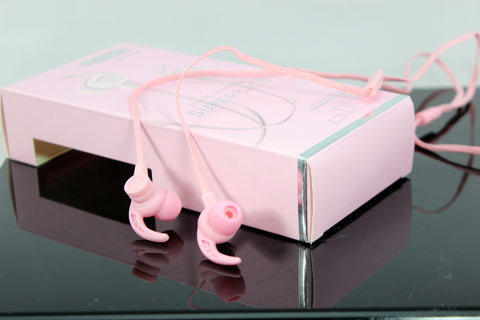 Amazing Fit Super Bass Earbuds Many Colors