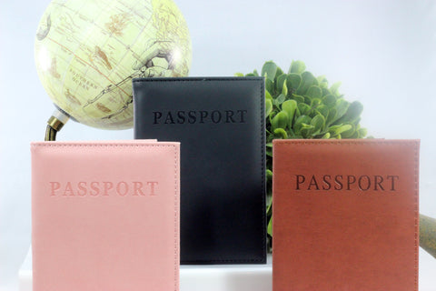 Ultimate Vacation Passport Cover