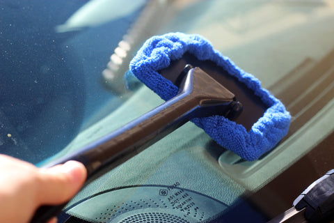 Microfiber Windshield Wand