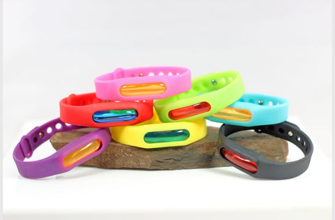 Bug Repellent Bracelet