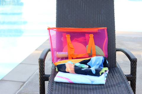 Outdoor Beach Sand Toy Bag