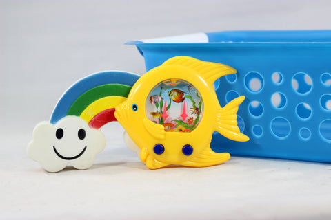 CAR RIDE FUN FISH WATER TOY