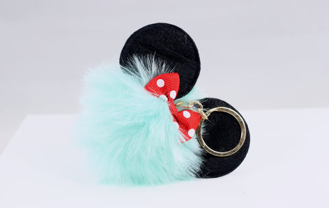 Super Cute Minnie Pom Pom with bow