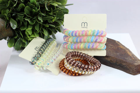 Bungee Bracelet Hair Ties