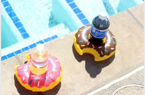 Pool Beverage Boats