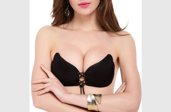 Adhesive Butterfly Bra