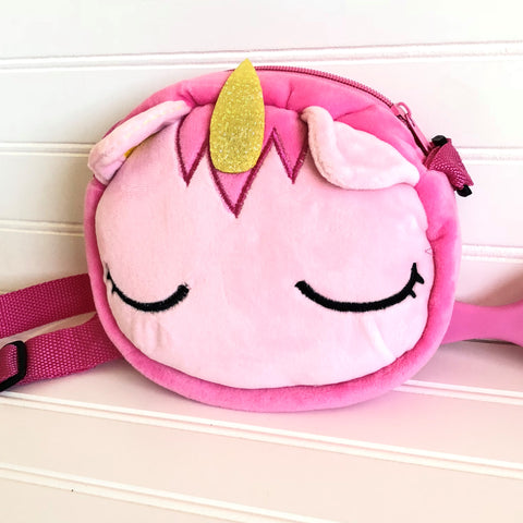 Perfect Soft Unicorn Purse