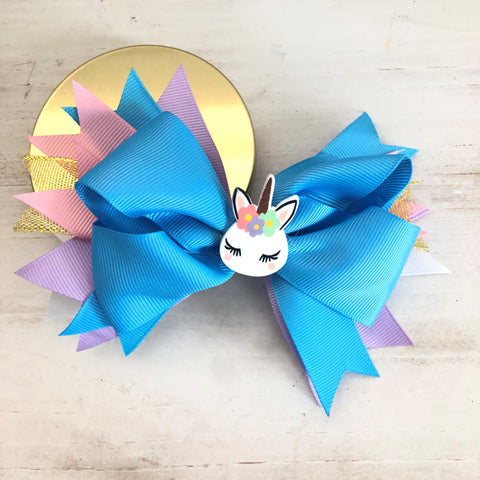 Magical Unicorn or Dot Bow