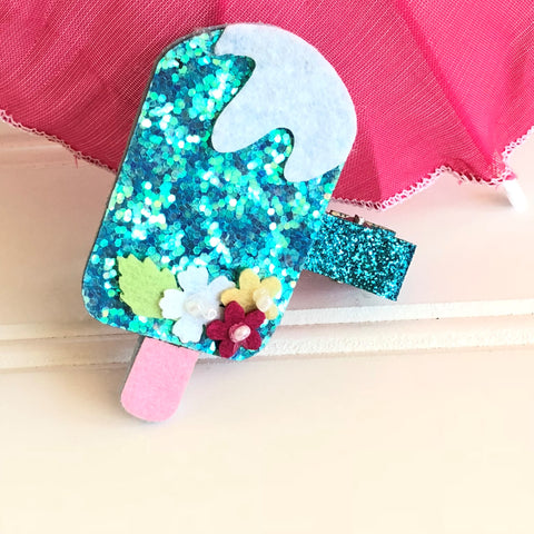 Must Have Glitter Clips