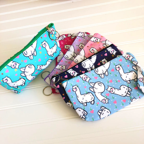 Amazing Llama Beauty Bag