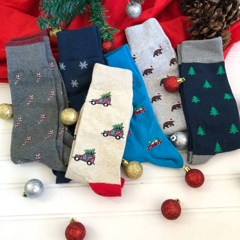 Holiday Socks For Him