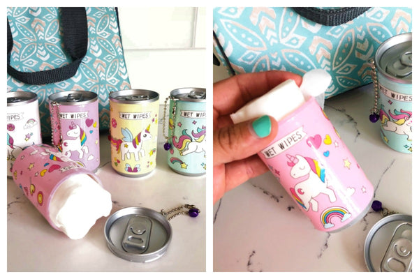 Unicorn Everyday Wipes and Case