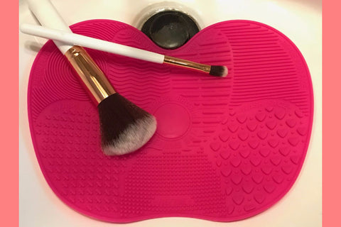 Make Up Brush Cleaning Pad-2 Girls 1 Shop