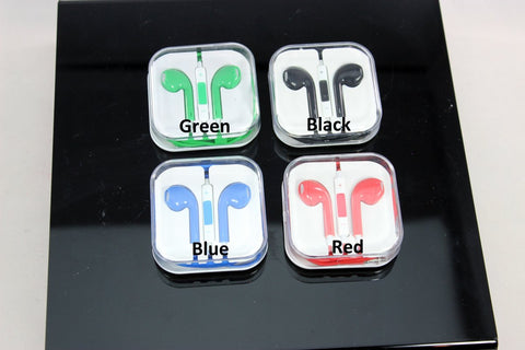 Colorful Ear Buds