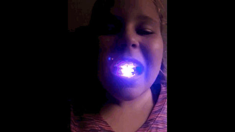 Light Up Mouth Piece