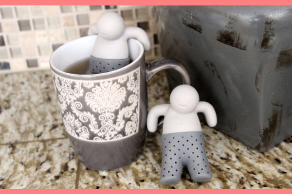 Fun Tea Infuser | Perfect Gift!-2 Girls 1 Shop