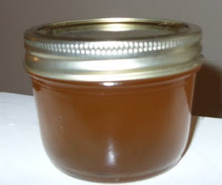 Grapefruit White Balsamic Jelly